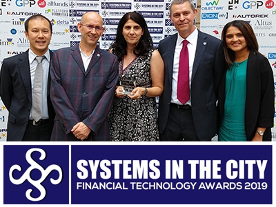 Systems In The City Awards 2019