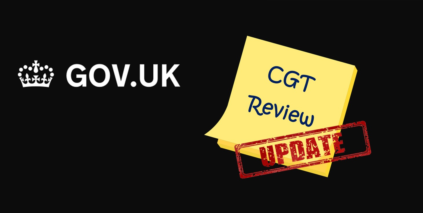 OTS CGT Review Update